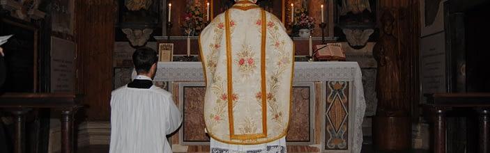Introduction to the Mass – Fr J Fryar, FSSP – video