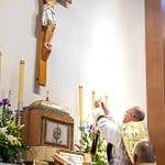 Fr Brendan Boyce first Mass 4