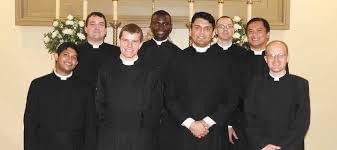 Southern Cross Seminarians, progressing towards priesthood
