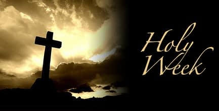 EDSNZ Easter Newsletter and Holy Week Reflection by Bishop Meeking