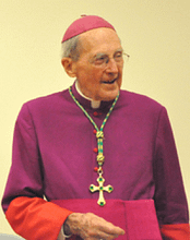 Bishop Basil Meeking, Requiescat in Pace