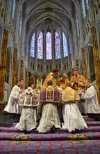 Crisis Magazine reports: The Rise of Latin Mass Youth