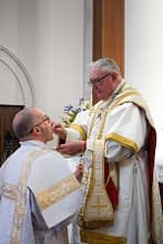 Ordination to the Sacred Priesthood of Rev. Mr. Brendan Boyce, FSSP