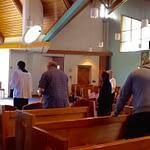 Benediction – Retreat 2015