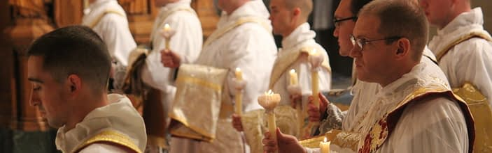 Path to the Priesthood: Fr. Daniel Mould