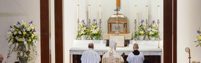 Latin Mass Locations and Times