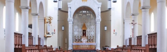 The Fraternity of St Peter – a Visit to Our Lady of Guadalupe Seminary, Nebraska