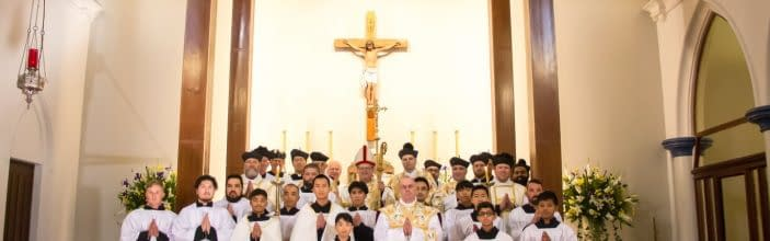 Ordination to the Priesthood Rev. Fr Boyce, FSSP