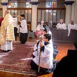 Fr Brendan Boyce first Mass 3
