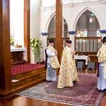 Fr Brendan Boyce first Mass 8