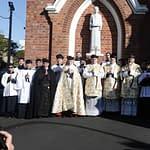 Fr Brendan Boyce first Mass