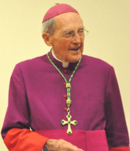 Bishop Basil Meeking, Requiescat in Pace