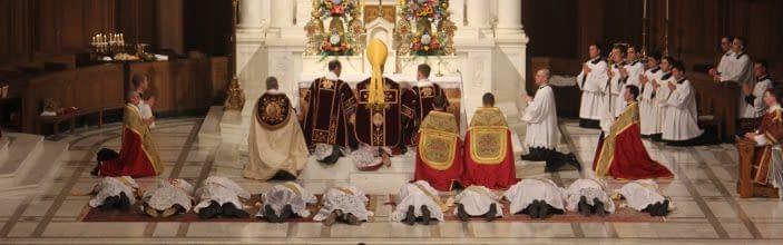 Rev Daniel Mould from Timaru ordained to the Priesthood – FSSP – Deo Gratias