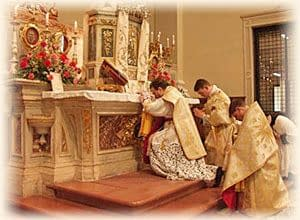 Silence in the Liturgy – Latin Mass Society of England and Wales video