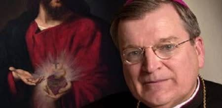 Cardinal Burke's homily to Priests