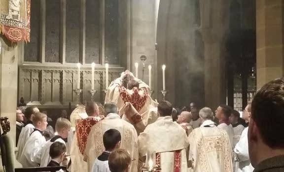 Sermon on St Augustine – Cardinal Burke – Ramsgate