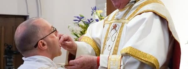 Ordination to the Sacred Priesthood of Rev. Mr. Brendan Boyce, FSSP